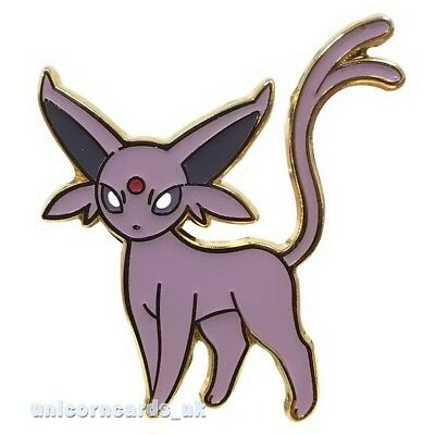 Pokemon Espeon GX Pin :: Official Pokemon Pin From Espeon GX Premium Collection