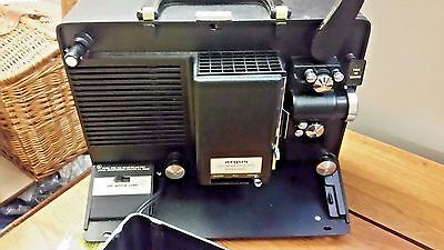Vintage ARGUS SHOWMASTER 870 SUPER EIGHT 8 mm Movie Projector