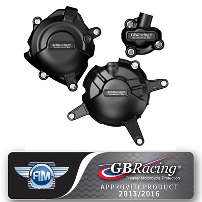 GBRacing Engine Case Cover Set for Yamaha YZF-R3