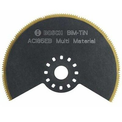 Bosch ACI85EB BIM-TiN Segment Saw for Aluminium Fibreglass