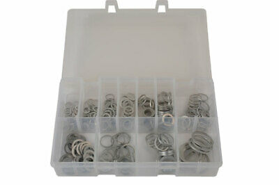 Connect 31896 Assorted Aluminium Washers Box Qty 260