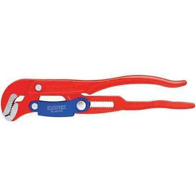 KNIPEX 83 60 010 Fast Adjust Pipe Wrench, S Shape