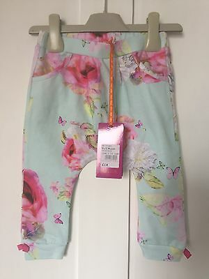 Ted Baker  baby girl Harem Trousers 9-12 Months