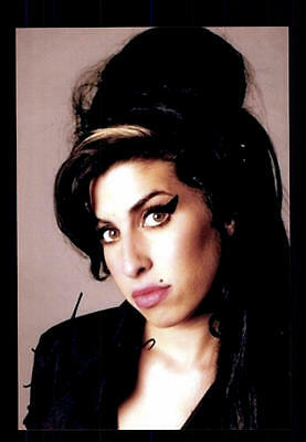 Amy Winehouse  ++Autogramm++ ++Musik Legende++CH 5