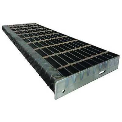 DIRECT METALS 21188S125-TRD1 Bar Grating,Smooth,9.75in.W x 1.25in.H