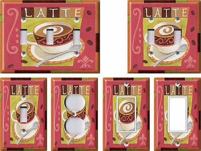 Latte - Light Switch Covers Home Decor Outlet