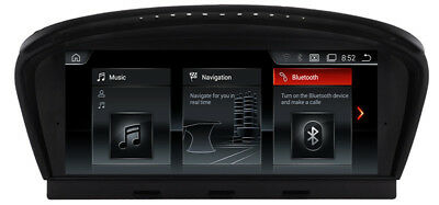 """8.8"""" Android Car Player GPS Navigation for BMW 5 Series E60 3 Series E90 with BT"""