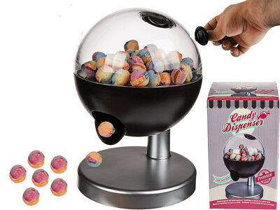 Sweets Nuts Dispenser & Candy Gumball Machine Auto Activated One Touch Sensor