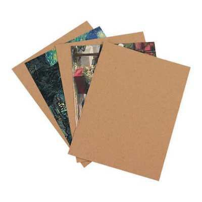 "PARTNERS BRAND CP1414 Chipboard Pads,14""x14"",Kraft,PK460"