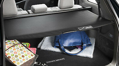 2014-2018 Toyota Highlander Luggage Compartment Cover PT73148140 Int Color Black