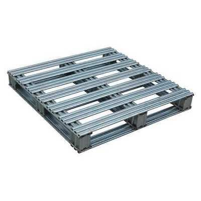 VESTIL SPL-3636 Galvanized Finished Steel Pallet