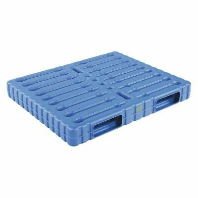 VESTIL PLPS-WD Solid Top & Bottom Plastic Pallet/Skid