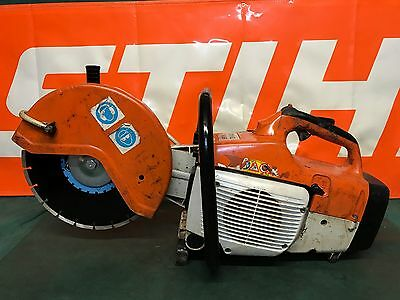 Stihl Ts400 Disc Cutter Stone Saw Petrol Sthil Ts410 Ts420 New Blade Free Post