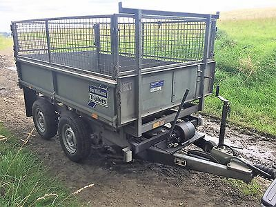 Ifor Williams Tipping Trailer 8x5 (TT85)