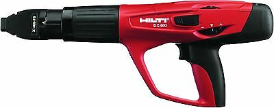 Hilti DX 460 Powder Actuated tool with X-460-F8 BRAND NEW.