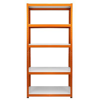 Monster Racking Aqua Rax Moisture Resistant Shelving, 5 Tier 90 x 45cm 66010
