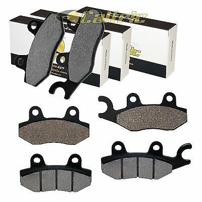 FRONT and REAR BRAKE PADS FIT Triumph TROPHY 900 1991-1995