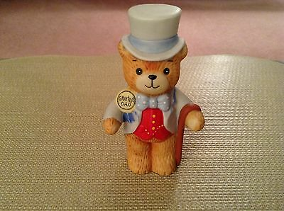 Lucy Rigg - Enesco Lucy And Me Bears - Greatest Dad Bear