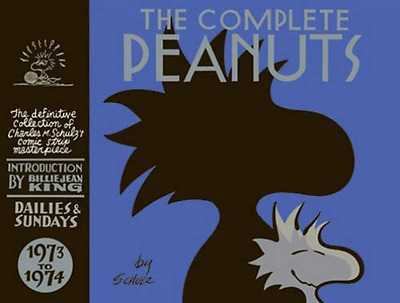 Schulz,charles-Complete Peanuts 1973-1974, The  Book Neu