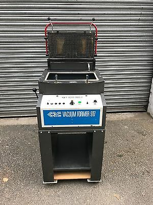 CR Clarke 917 Vacuum Former Forming Machine on Stand 240v