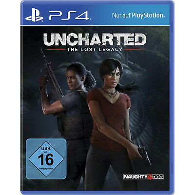 Uncharted - The Lost Legacy [PlayStation 4]