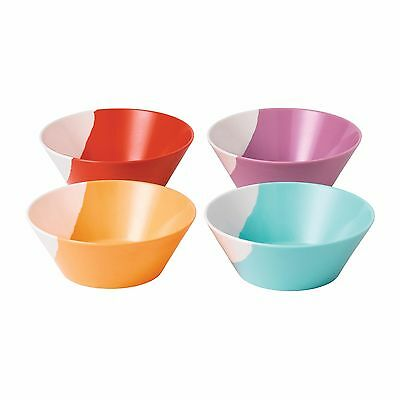 NEW Royal Doulton 1815 Melamine Cereal Bowl 15cm (Set of 4)