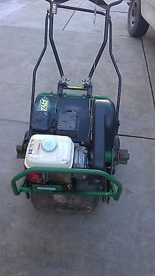"Ryan Lawnaire IV Plus 19"" 118cc (Honda) Walk Behind Aerator"