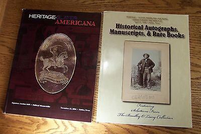 Lot of 12 / US & World Coin  Token Auction Catalogs