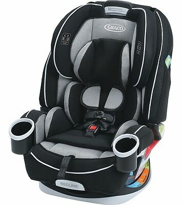 Graco 4Ever All in 1 Convertible Child Safety Seat Regulation Carseat Best Rated