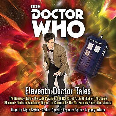 Smith,oli-Doc Who Eleventh Doctor Tale (Cd)  Cd New