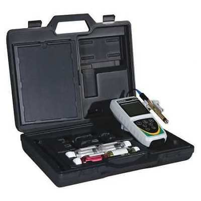OAKTON WD-35614-91 pH Meter Kit,LCD,150 Data Sets
