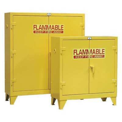 STRONG HOLD 60.5PSC Flammable Liquid Storage Cabinet ,60 gal G3432016
