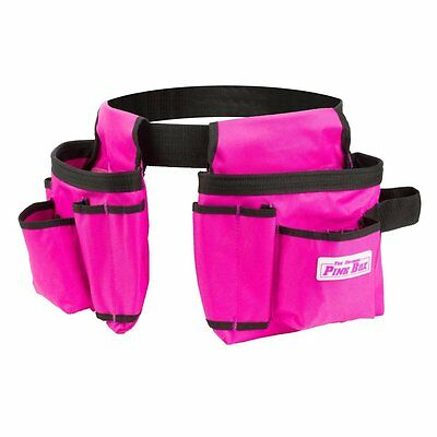 The Original Pink Box PB2BELT Tool Belt, Pink