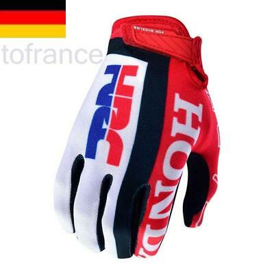 2017 DE NEU TROY LEE DESIGNS handschuhe TLD HONDA HRC AIR MX handschuh GLOVES