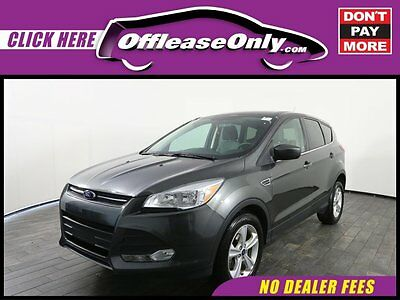 2015 Ford Escape SE Off Lease Only Magnetic 2015 FordEscapeSE with 23140 Miles