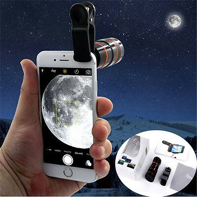 Transform Your Phone Into Professional Quality Camera HD360 Zoom Smart Phone U9