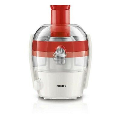 Philips HR1832/41 Viva Collection Compact Juicer 1.5l 500W Red