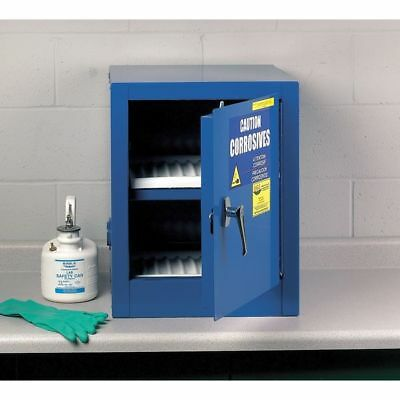 Corrosive Safety Cabinet,31-1/4 In. W