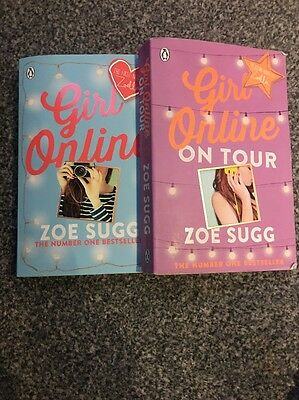 Zoe Sugg Girl On Line And Girl Online On Tour
