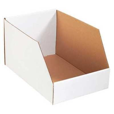 "Giant Bin, 18""L x 12""W x 10""H, 25PK BOX USA BINJ121810"