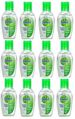 12xDettol Original Hand Sanitizer £5.99!!!!! PRICELESS SPECIAL!!!!!!