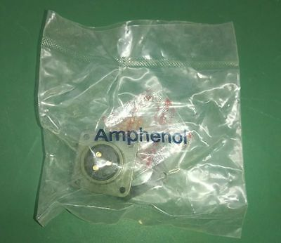 *NEW* Amphenol MS3102A16S-5P Male Circular MIL Spec Connector 3P #16S PIN