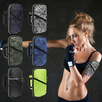NEW Sport Arm Band Running Jogging Riding Pouch Bag Case For iPhone 6 6S 7 Plus