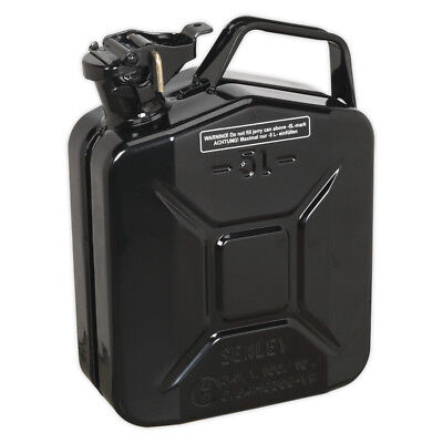Sealey JC5MB Jerry Can 5ltr - Black