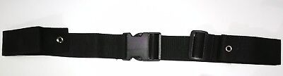 Wheelchair Lap Strap - Safety seat belt for use on wheelchairs.