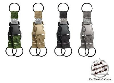 Maxpedition Tritium Key Ring Hook For Bags Packs Duty Belt