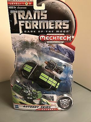 Transformers Dark of the moon DOTM deluxe skids Lot