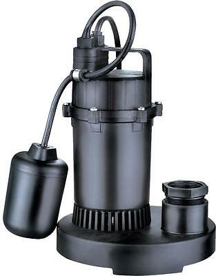 Acquaer 1/3 Submersible Sump Pump