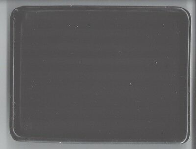 "Meghrig Watermark Detector Tray 4"" x 3-1/8"" with Ridged Bottom"