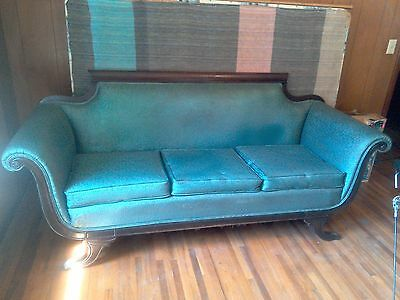 1920s-1940s Duncan Pfye style sofa